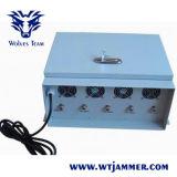 Wasserdichter Handy-Signal-Hemmer hohe Leistung 75W G-/MCDMA 3G