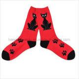 Heißer Verkauf hochwertige strickende Boys&Girls Mannschafts-Socke
