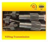 Zylinderförmige Gang-Welle, Welle verwendet auf metallurgischem Industrie-Reduzierstück