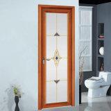تصميم جديد مسيكة زجاجيّة غرفة حمّام باب لأنّ زخرفة مادة