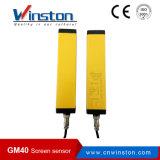 Sensor van het Scherm van GM van Winston de Optische, de Sensor van het Gordijn, de Schakelaar GM40-24 van de Sensor