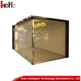 Obturateur commercial de rouleau du cristal Door/PC de polycarbonate
