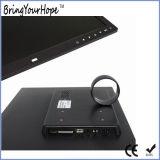 Control de las teclas táctiles de 17 pulgadas Digital Photo Frame (XH-DPF-170B)