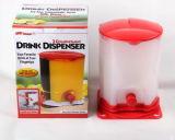 Отсек пластмассы 3 поворачивает распределитель пива сока питья