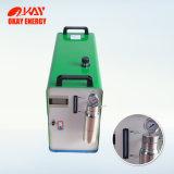 Apparecchiatura d'ottone della saldatura di Hho dell'apparecchio per saldare del gas ossidrico portatile
