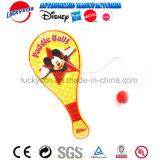 Игрушка классицистического шарика затвора пластичная для промотирования малыша
