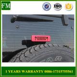 Alto testo fisso del coperchio degli indicatori luminosi di freno di posizione per il Wrangler 2007-2017 della jeep