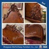 Rui Fu Xiang B268c lit en bois avec la main modèle sculpté