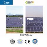Comitato solare policristallino applicato della centrale elettrica del tetto 315W PV