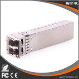 Kompatibler C20-C59 10G DWDM SFP+ 1530.33nm 80km Lautsprecherempfänger Faser der Arista-Netze