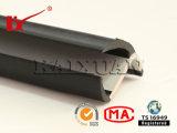 Tira de borracha inferior do selo do PVC do indicador e da porta