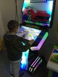 2018 llegada de nuevos niños Ar máquina de juego de carreras de coches juego de carreras de la Realidad Virtual Machine Venta caliente Juego de Arcade