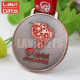 試供品の卸売カスタム賞のメタ3Dスポーツの体操メダル
