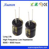 220UF 25V Elektrolytische Condensator Met lange levensuur Manufdacturer