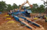 Машина Бутар-Скруббера завода запитка глины