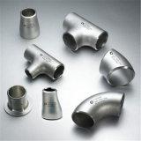 高品質の炭素鋼45度90度の肘の中国の製造者