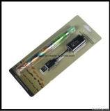 Regalo excelente de la cartulina de la calidad plegable claramente/empaquetado transparente de la ampolla y de la cartulina
