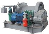 Dnv/BV/CCS 150kn 이동하는 배 전기 계류기구 윈치에 따르십시오