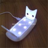 Des Sunmini Nagel-Trockner-6W UVnagel-Lampe nagel-der Lampen-LED