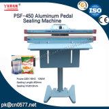 Алюминиевая машина запечатывания педали для порошка молока (PSF-450*2)