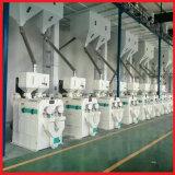 300t/d современной полной обработки риса завод
