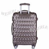 Moda 2017 Buen Material ABS Trolley maletas de viaje