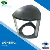 La fundición de aluminio mecanizado CNC Lampshade la luz de carretera