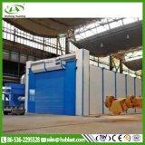 Mechanischer Wiederanlauf-Typ Sandstrahlen-Raum mit SGS