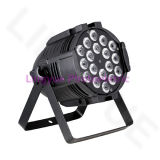 Indicatore luminoso UV di PARITÀ dell'indicatore luminoso 18PCS*18W RGBWA 6in1 LED della fase del LED
