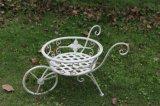 Jardin Handcart titulaire avec la bicyclette de la forme du semoir