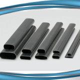 2mm Q235 탄소 납작하게 타원형 강관