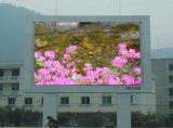 Afficheur LED debout libre de la qualité P16 polychrome extérieure annonçant le panneau-réclame