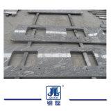 중국 석판 /Floor 큰 도와를 위한 화강암이 또는 포장 석판 부엌 또는 목욕탕 도와 싱크대 묘비 분홍색을%s 가진 자연적인 돌 Juparana 사파에 의하여 정맥처럼 뻗친다