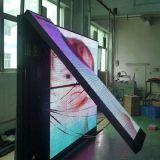 前部アクセスを用いるP8二重味方された商業LEDのスクリーン