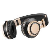 Auriculares Bluetooth portátil cintillos de música estéreo con micrófono de apoyo a la tarjeta del TF