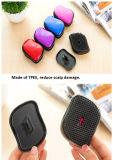 Mini pettine portatile della spazzola di capelli