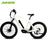 La neige en alliage aluminium Bike Bafang G510 48V 1000W E Vélo de montagne de pneus de graisse