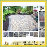 정원사 노릇을 하거나 정원을%s G654/G603/G684/G682/Grey/Black/Red/Yellow 화강암 또는 현무암 또는 구획 또는 자갈 또는 입방체 또는 깃발 또는 연석 또는 포장 연석