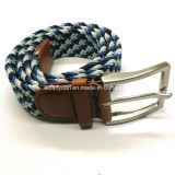 Elastic Braided Webbing Belt with Customize Logo
