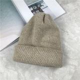 Heißer Verkaufs-verschiedener Farben-Winter-Schutzkappen-Frauenbeanie-Hut