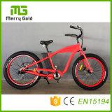 bicicleta elétrica do pneu gordo de 48V 750W Ebikes com as 7 bicicletas da montanha E da fábrica MTB de China da velocidade