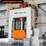 Yard de matière composite SMC de (f) formant la presse hydraulique (63ton~4000ton)