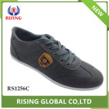 Topsale卸し売りPUの革人の偶然靴