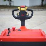 Китайского поставщика малых Semi Электрический погрузчик для транспортировки поддонов с сертификат CE