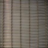 Treillis métallique architectural décoratif d'acier inoxydable/maille mur rideau