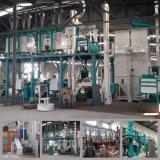 ヨーロッパの標準のトウモロコシのコーンフラワーの製造所の製粉のプラントを完了しなさい