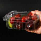 生物分解性のカスタムプラスチック明確な食糧ボックス