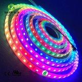 Die Farbe 5050, die LED ändert, entfernt verzeichnete 60LEDs/M ETL