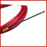 Нейлоновые линии красного цвета диаметром 3,0 мм/4.0mm нажмите потяните за шток