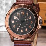 Cuarzo personalizado reloj de pulsera Reloj digital de moda Relojes de Pulsera para hombre (WY-17015F)
